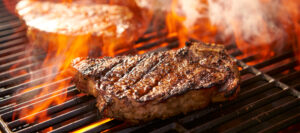 stek grill mięso pieczeń